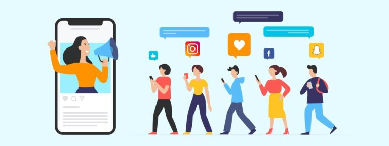 Importance of using influencers in retail