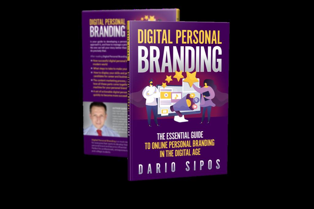 Book Digital Personal Branding -Dario Sipos